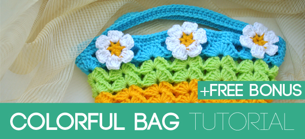 Colorful Bag Tutorial