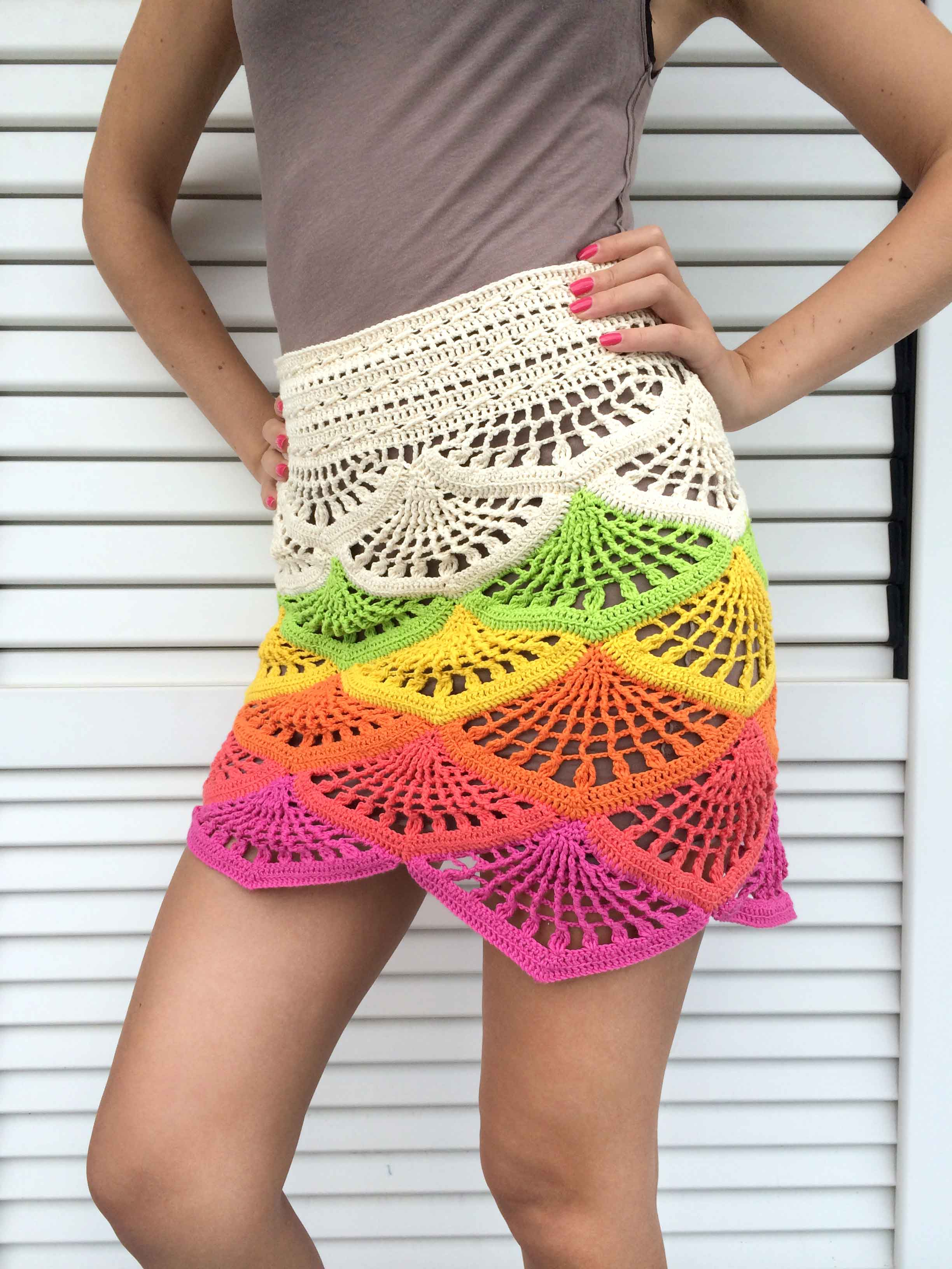 Free Crochet Patterns Mini Skirts ~ Dancox for .